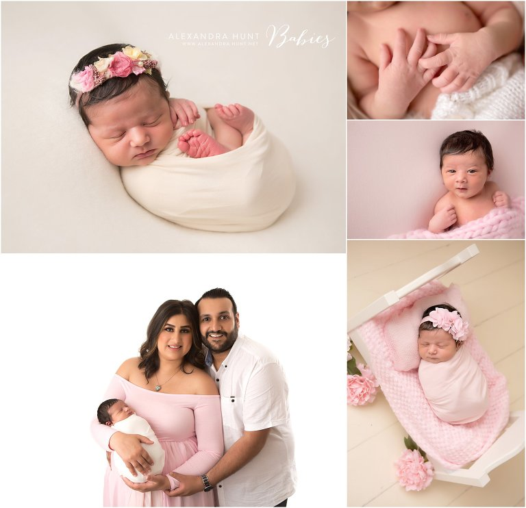 Alexandra hunt photography studio baby photography langley baby photographer langley newborn photography