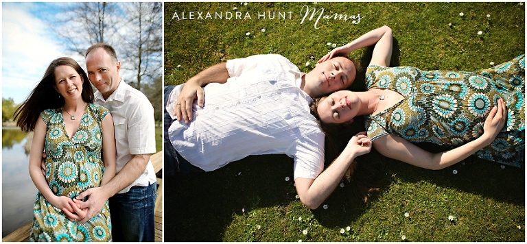 vancouver outdoor maternity photographer, Alexandra Hunt Photography