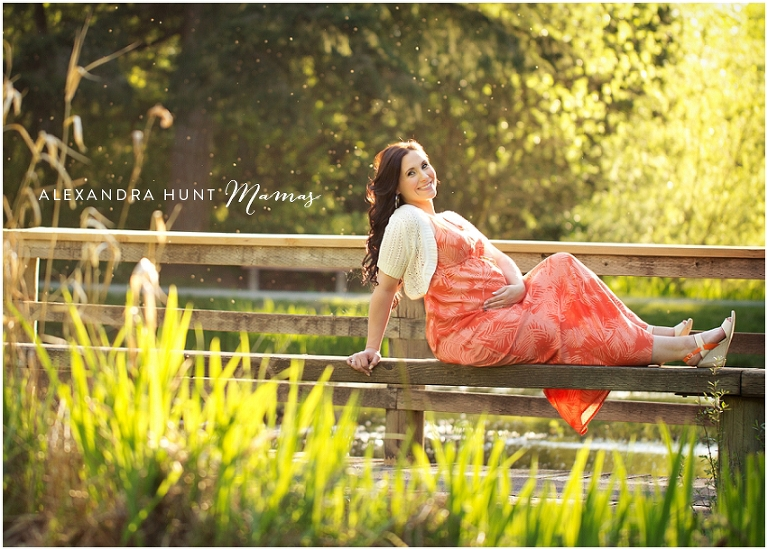 Langley BC maternity photography