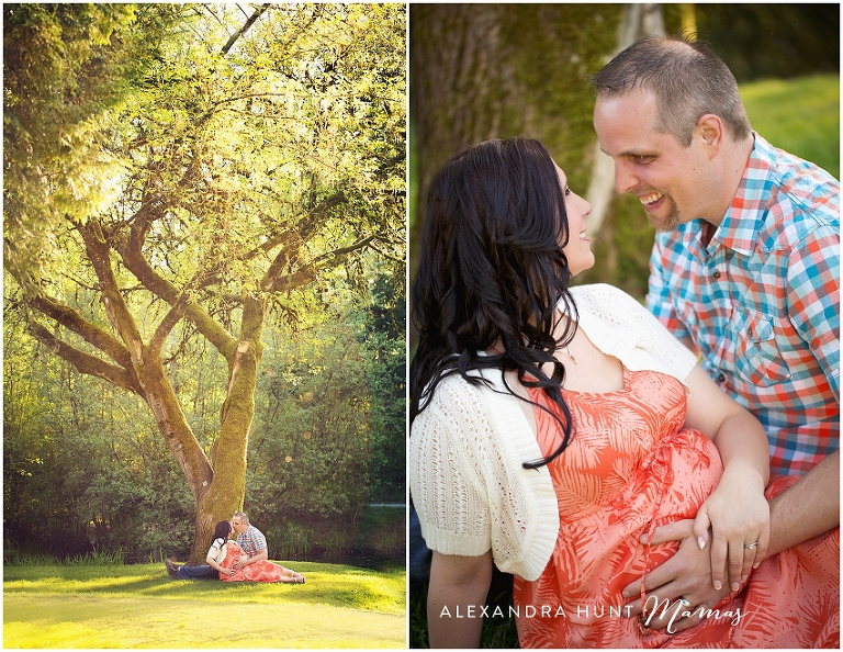Langley BC maternity photography