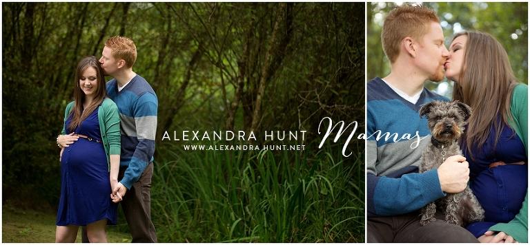 Langley maternity photographer Alexandra Hunt
