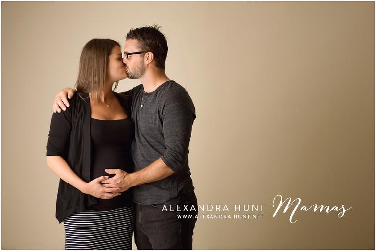 North Vancouver maternity photography, Alexandra Hunt Photography