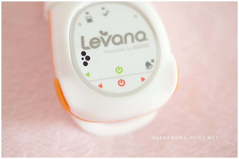 levana oma snuza go baby movement monitor review