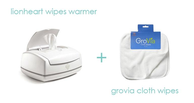 lionheart wipes warmer grovia cloth wipes_WEB