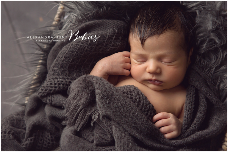 Burnaby newborn photographer | Alexandra Hunt Photography