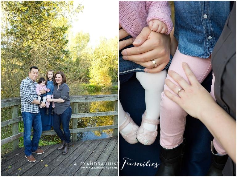 Langley family photographer, Alexandra Hunt Photography