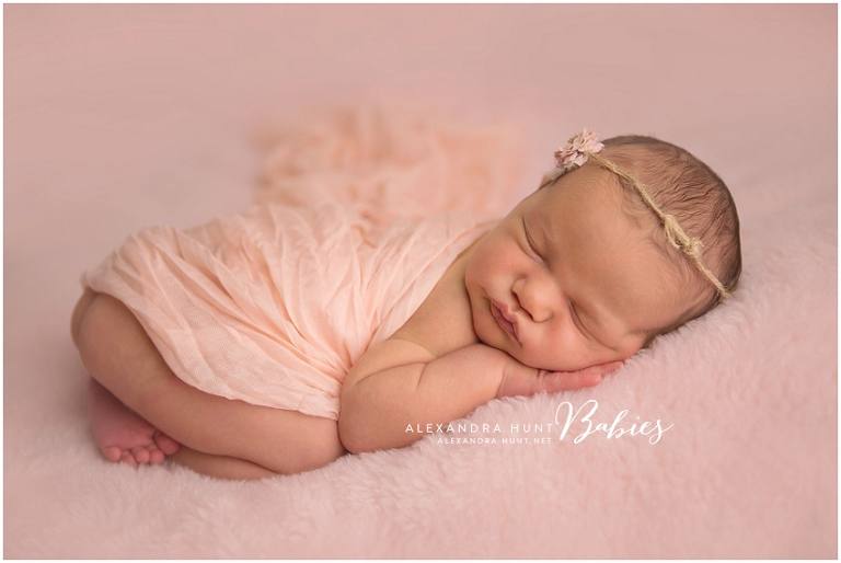 Langley studio props newborn photographer