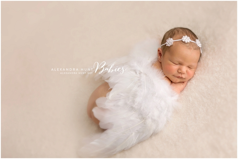 langley newborn photographer, alexandra hunt photography