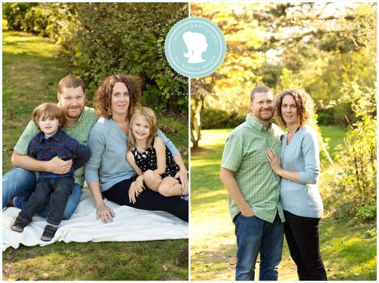 Alexandra Hunt Photography, langley family photography, fall family photos, outdoor family pictures