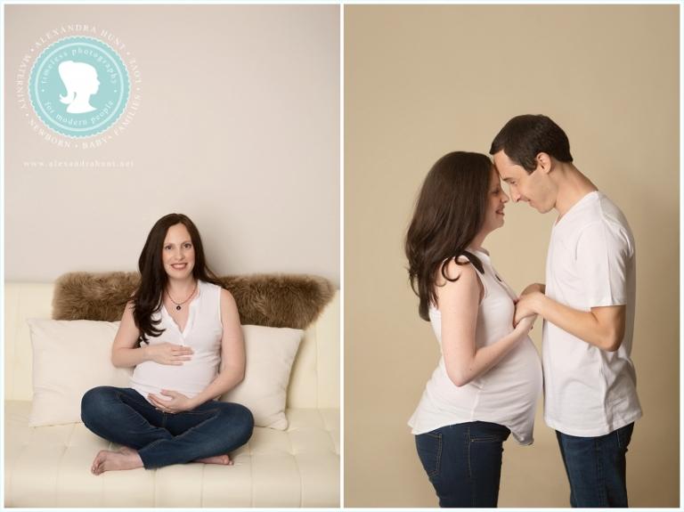 Langley maternity studio photographer, Alexandra Hunt Photography, http://www.alexandrahunt.net