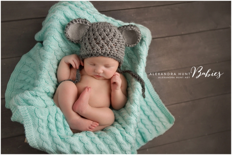 best Langley newborn baby photographer, Alexandra Hunt Photography