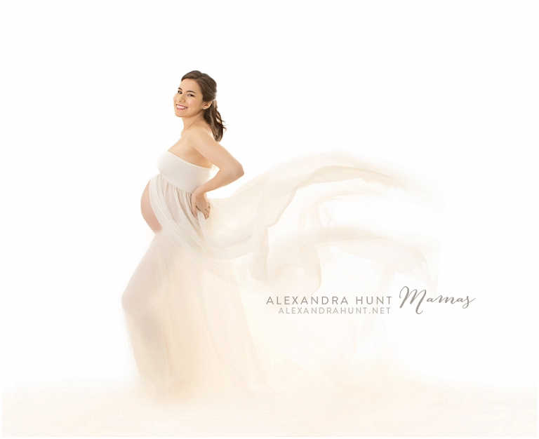 Langley maternity studio photography