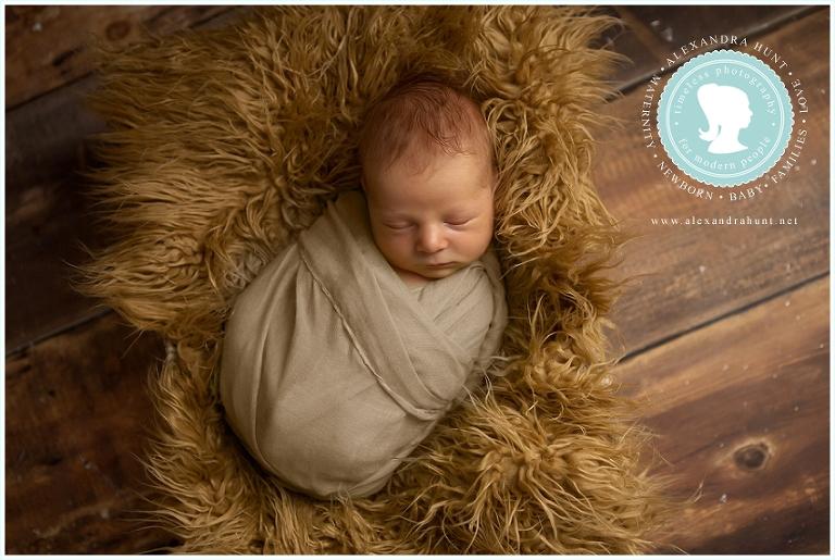 langley newborn studio baby photography